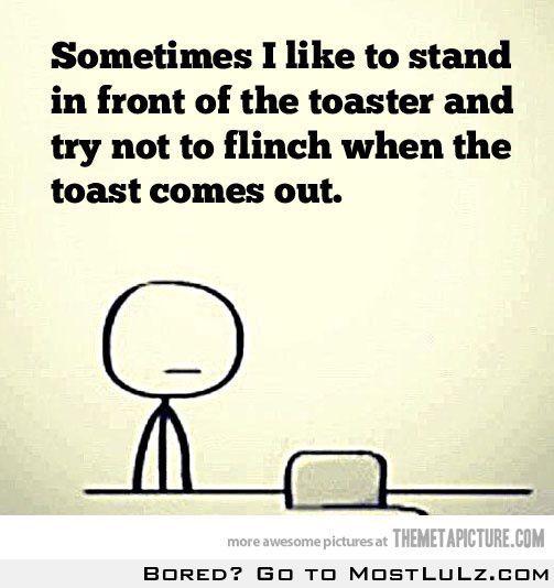 Toaster Challenge