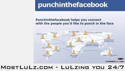 Punchinthefacebook LuLz