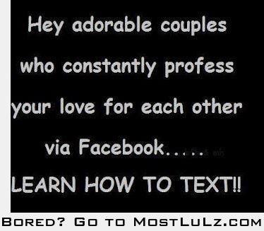 Seriously GTFO facebook LuLz