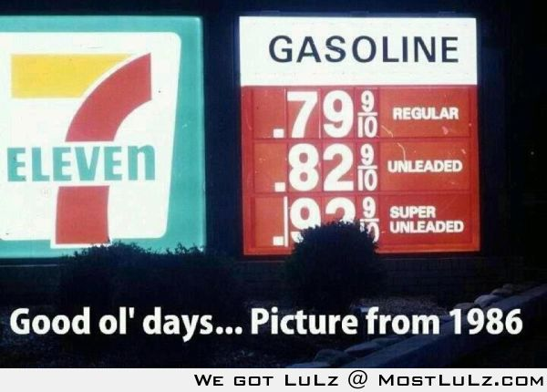 1986, when good times were had LuLz