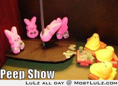 Peep show LuLz