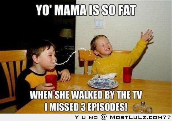 Yo mama joke