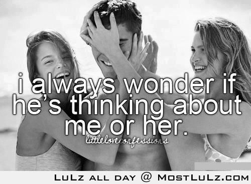 I Always wonder